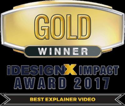 idesignxgoldlogo Awards